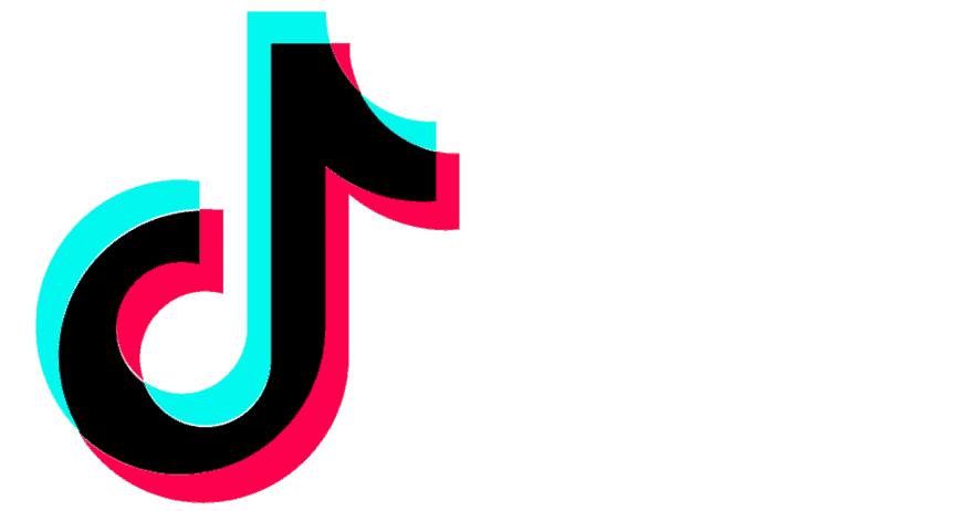 לוגו הרשת החברתית TIKTOK טיקטוק (צילום: לוגו TikTok)