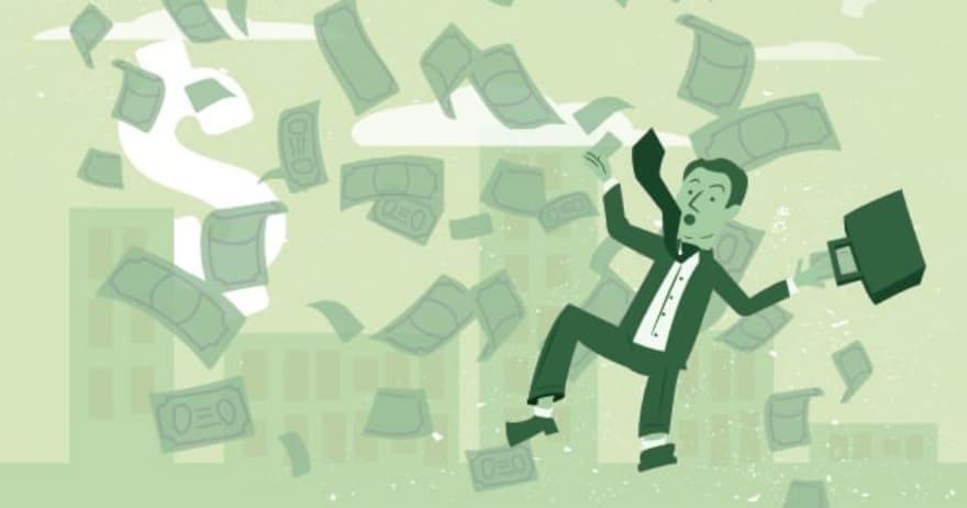 לעשות כסף באינטרנט (אילוסטרציה)