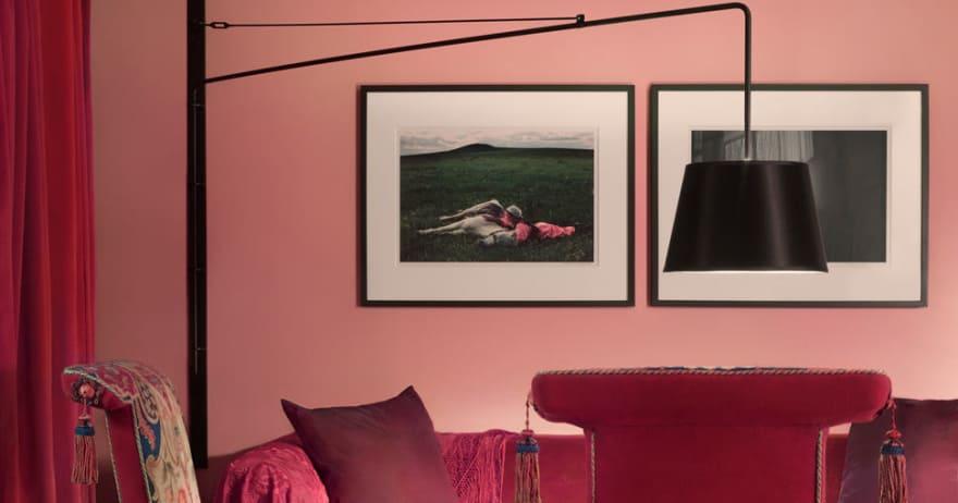 אמנות במלון גראמסי פארק בניו-יורק