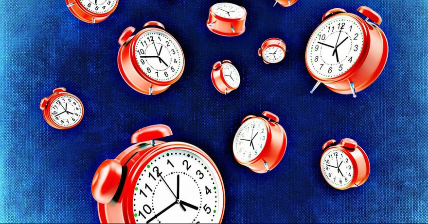 שיטת HIME לניהול (אילוסטרציה) שעונים