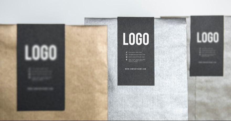 עיצוב לוגו - אילוסטרציה (CC0)