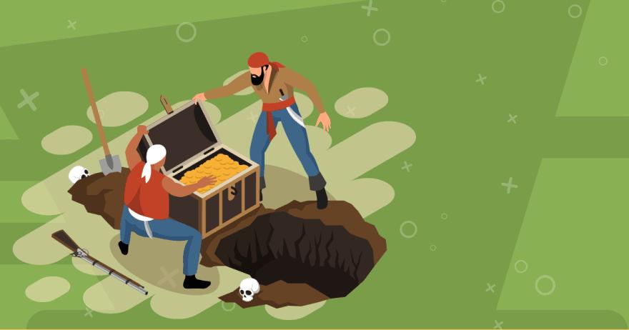 אנשים חופרים - איור המחשה