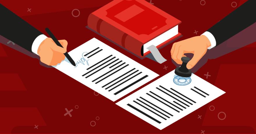 טעויות משפטיות נפוצות בניהול עסק - אילוסטרציה